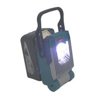 18V 6000MAH 6.0AH li ion battery LED Working Lamp Light For DeWalt Makita Milwaukee Bosch 14.4v 18V 20V Battery bl1860 battery