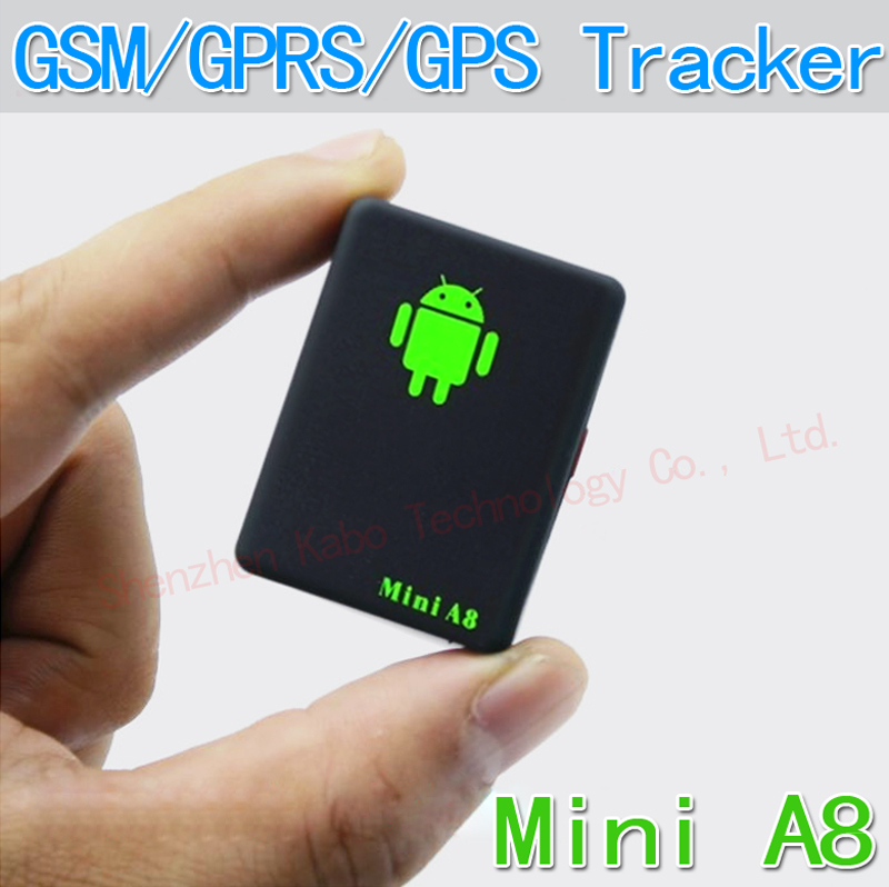 Mini Global Real Time GPS Tracker A8 GSM/GPRS/GPS Tracking ...