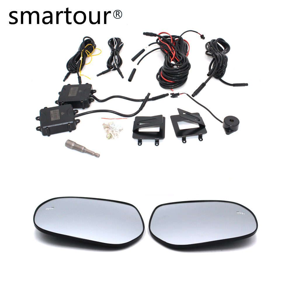 Smartour car BSM microwave millimeter wave Reversing radar blind spot monitoring parallel line assisted for Toyota Camry 12-18Smartour car BSM microwave millimeter wave Reversing radar blind spot monitoring parallel line assisted for Toyota Camry 12-18