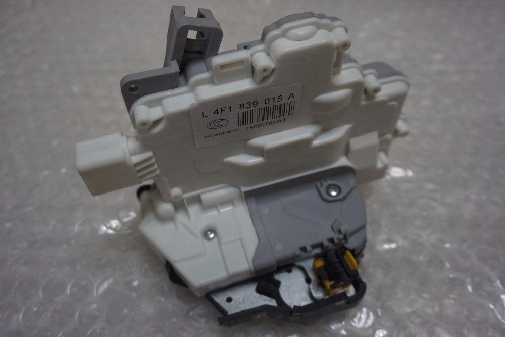 fast shipping Rear Left Door Lock Latch Actuator For AUDI A3 A6 C6 Allroad A8 4F0839015 8E0 839 015AA 4F0839015D/E/G