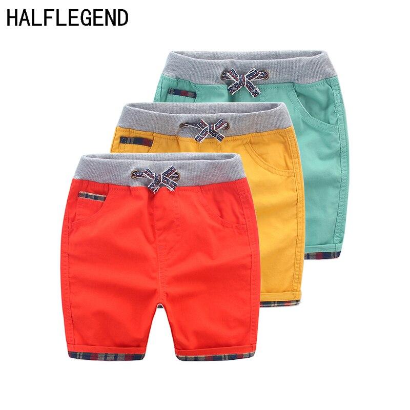 Children Pants trousers for boys Cotton Boys Summer Shorts Children Brand Beach Shorts Casual Sport Shorts Boys Kids Pants 2-8Y