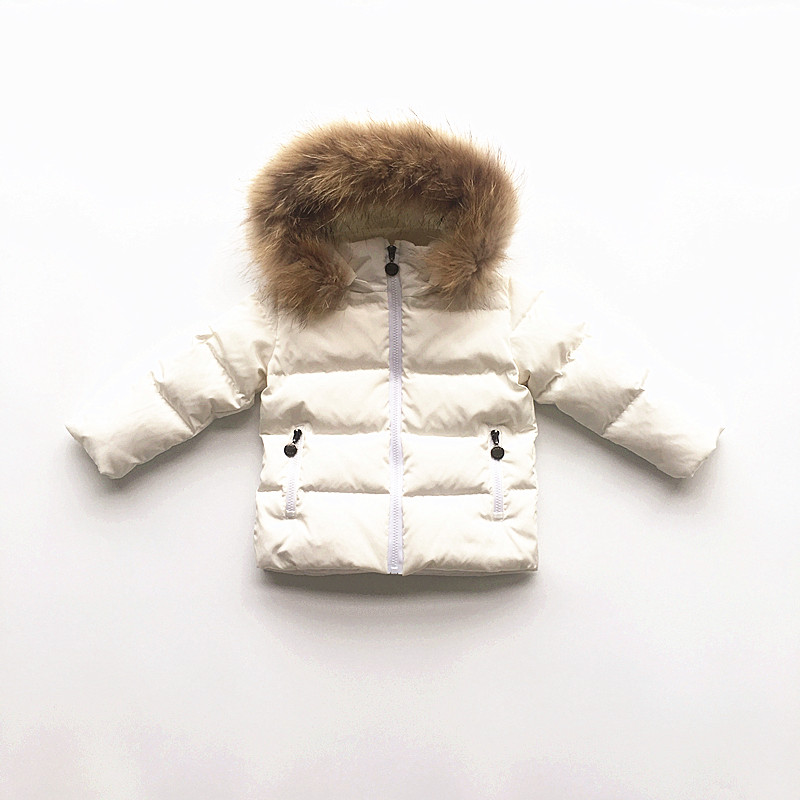 Down Jacket Girls Boys short  Down Jacket Children Duck Feathers Inside Kids Girls Winter Thick Coat russia winter boys girls down jacket boy girl warm thick duck down