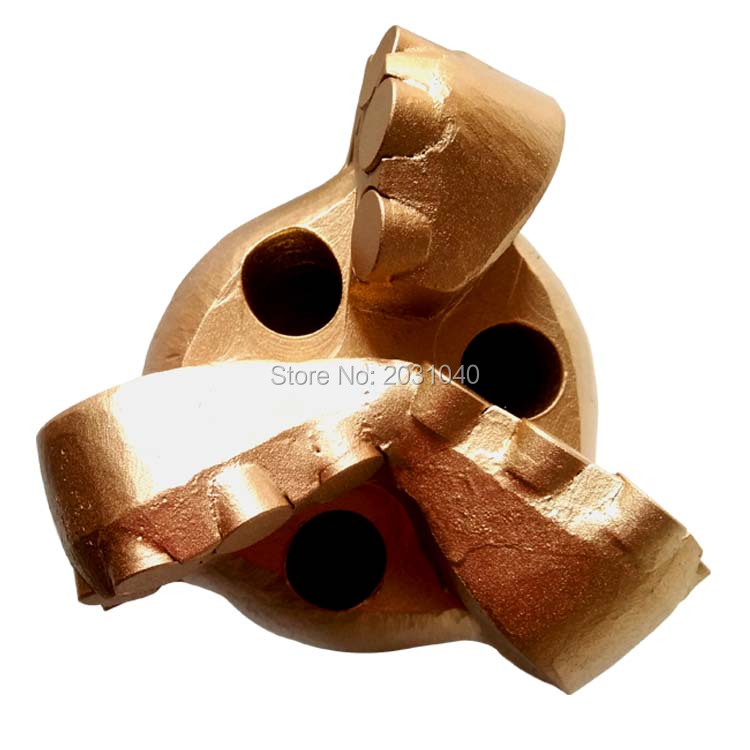 98mm Steel body  PDC bit  for water well drilling 98mm steel body pdc bit good price