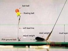 MNFT Carp Fishing Hook Set (Light 3# 5#) Hand Made Top Quality Carp Fishing Tackle Sea Fishing Rod Telesurf Rod Group