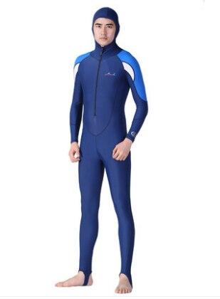 Mode une pièce maillot de bain grande taille combinaisons Lycra surf femmes surf vêtements néoprène natation costume pour hommes enfants plongée sous-marine