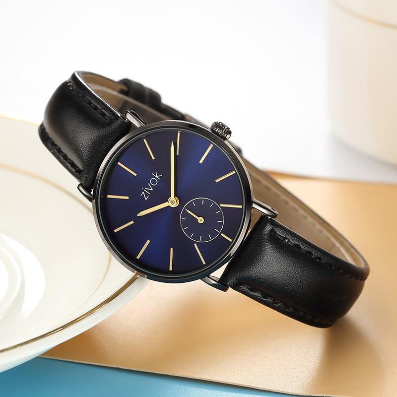 zivok2018 फैशन क्वार्ट्ज कलाई - महिलाओं की घड़ियों