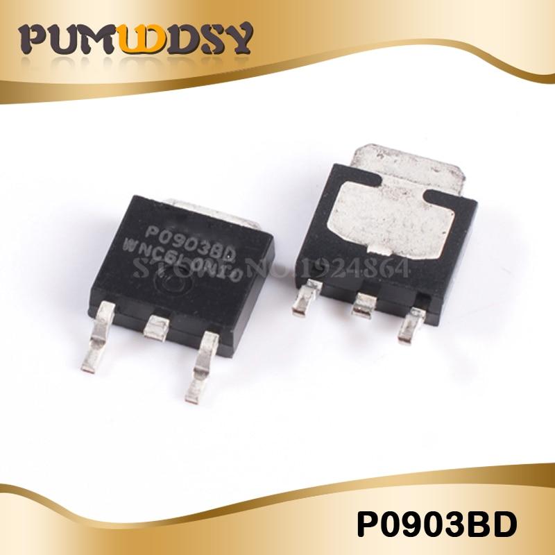 10PCS P0903BD P0903BDL P0903BD TO252 IC