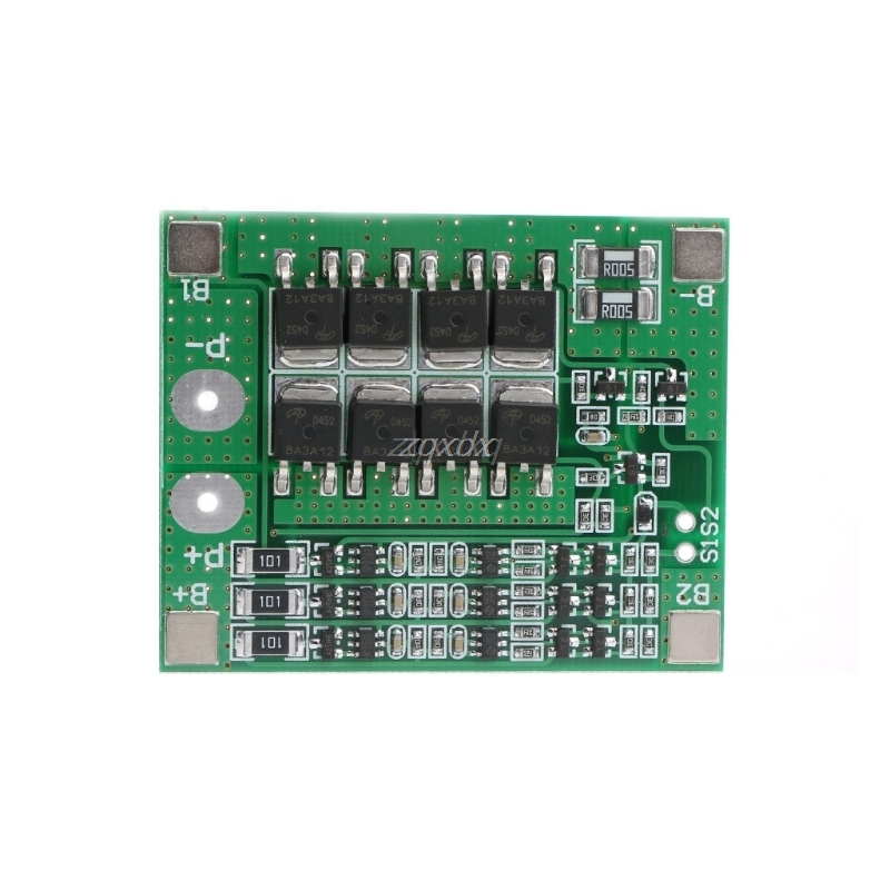 SIV <font><b>3S</b></font> 25A Li-ion 18650 BMS PCM <font><b>battery</b></font> protection board bms pcm with balance for li-ion lipo <font><b>battery</b></font> cell <font><b>pack</b></font> Whosale&Dropship image