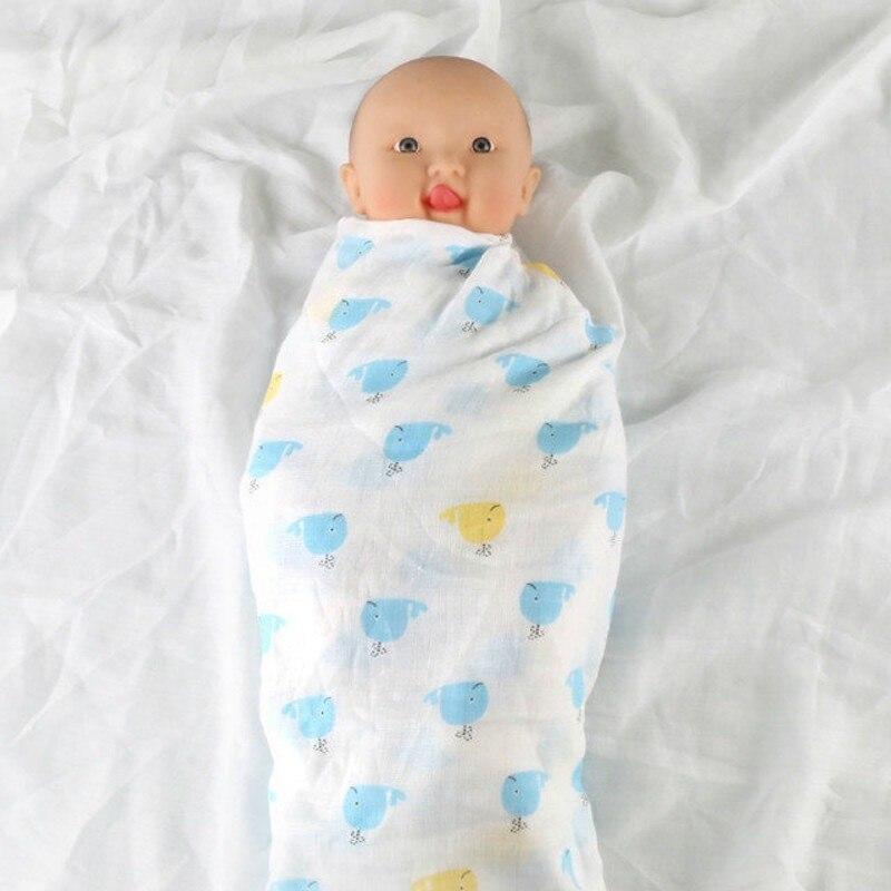 Algodón Elástico Suave De Punto Envoltura Swaddle Wrap Bebé Recién Nacido Bebé Fotografía Prop