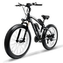 Cyrusher XF660 1000 ваттовый мотовелосипед с пультом дистанционного управления Управление шкафчик регулируемый руль с толстыми покрышками для е-байка 21 скорости для электрического велосипеда
