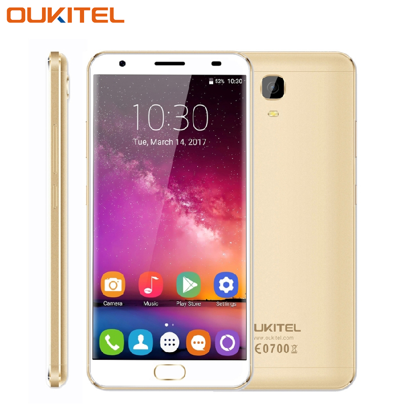 Origianl OUKITEL K6000 PLUS Cell Phone 4GB RAM 64GB ROM MTK6750 Octa Core 5 5 inch