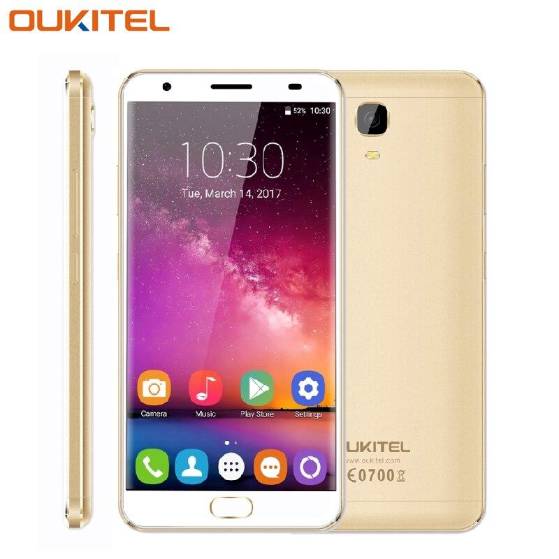 Origianl OUKITEL K6000 PLUS Cell Phone 4GB RAM 64GB ROM MTK6750 font b Octa b font