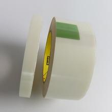 Пленочная лента UHMW 3M толщиной 5423, 0,28 мм, 10 мм * 16,5 м, уменьшает пищащие, погремушки и другие шумы, которые возникают при движении