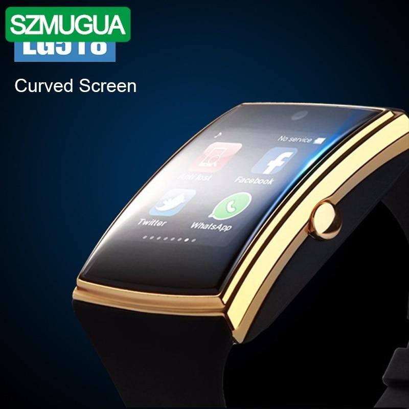 SZMUGUA hommes Bluetooth NFC montre intelligente étanche moniteur de santé Smartwatch pour iOS IOS Android prise en charge Sim/TF carte