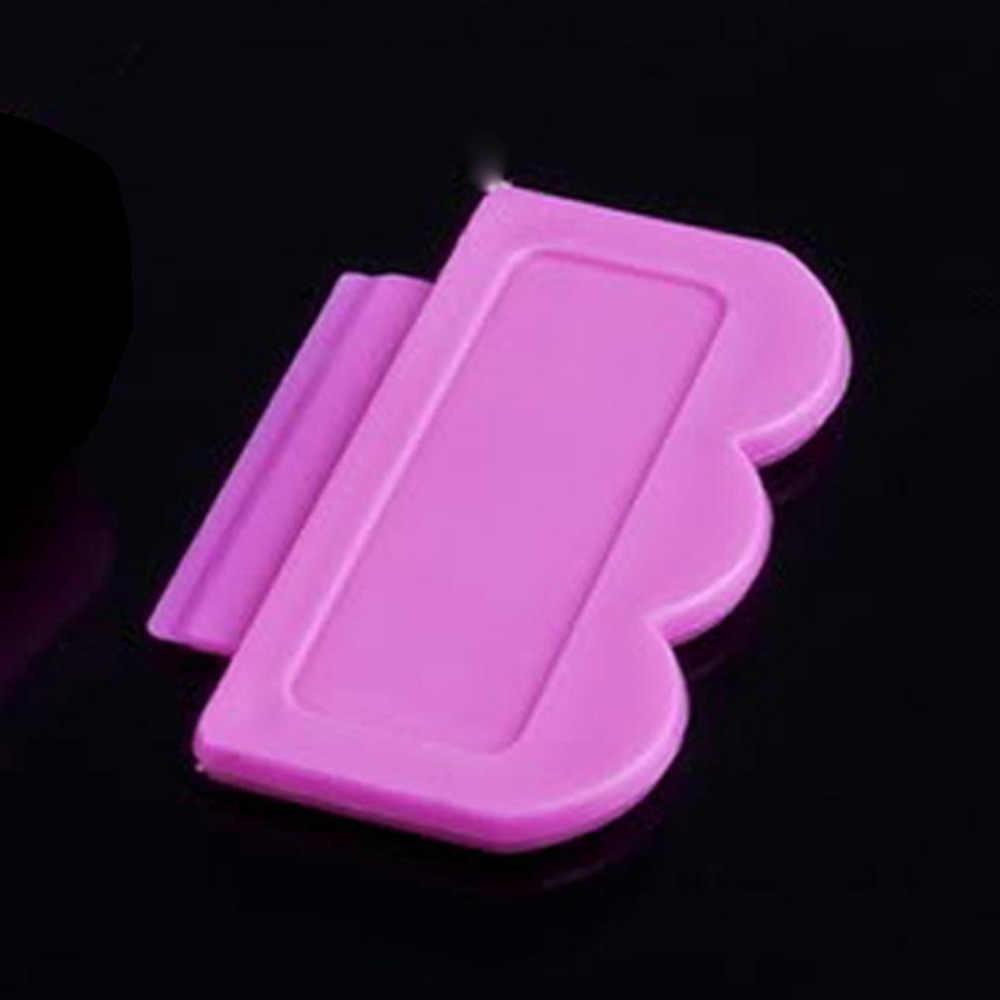 Juego de manicura de placas de estampado de imagen de Arte de uñas para DIY + 1 estampadora + 1 Kit de raspador de uñas 2016 venta caliente