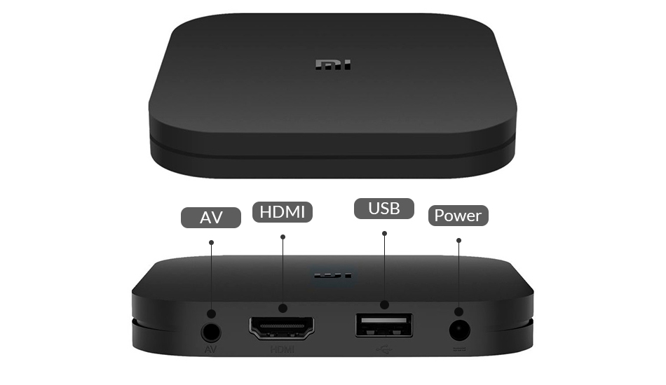 Xiaomi Mi Box S 4K HDR Android TV with Google Assistant Remote Streaming Media Player (13)