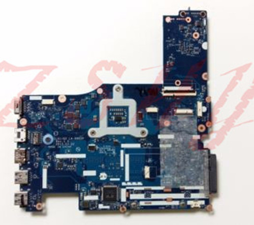 "Купить с кэшбэком for lenovo ideapad G500S laptop motherboard LA-9902P 14""  Intel HM77 DDR3 Free Shipping 100% test ok"
