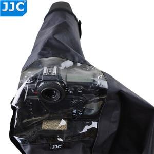 Image 2 - JJC レインコートカバーダストプロテクター D7100 D7000 D5300 D5200 D5100 D3300 D3200 D3100 D750 D610 D300s F80 f65