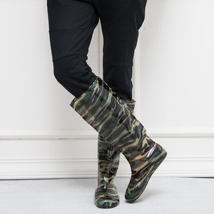 Camouflage 45CM Fishing Waders