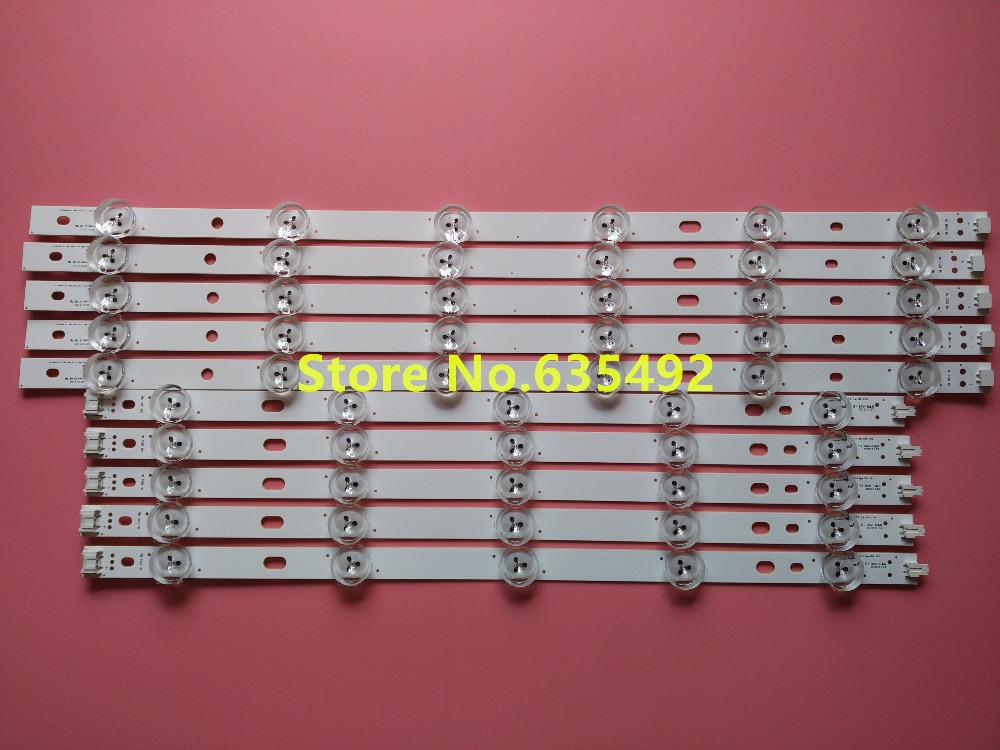 6beads-Lamp LG LED For 42ls3150-ca/Lg/Lnn0tek 42-NDE Rev A/b 1set 10pcs 5pcs