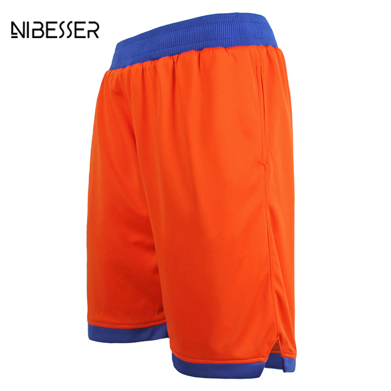 NIBESSER 2018 New Quick Dry Men Board Shorts Multicolor Fitness Casual Mens Beach Short Swimsuits Trunks Casual Shorts For Men
