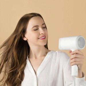 Image 5 - Xiaomi Mijia Föhn 1800 W Water Ion Elektrische Föhn Snel Droog Water Ion Beschermen Haar Slimme Temperatuurregeling droger