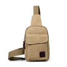 Messenger vintage crossbody плечо холст повседневная мужская мешок сумка