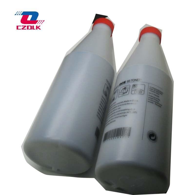 New Compatible Toner Cartridge For Oce B5 300 320 400 450 600 700 9600 powder toner OCE9600 TDS300 TDS320 TDS400