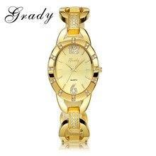 Grady dames montres femmes montres femme grande montre avec le japon quartz montre nouvelle mode relojes para hombre