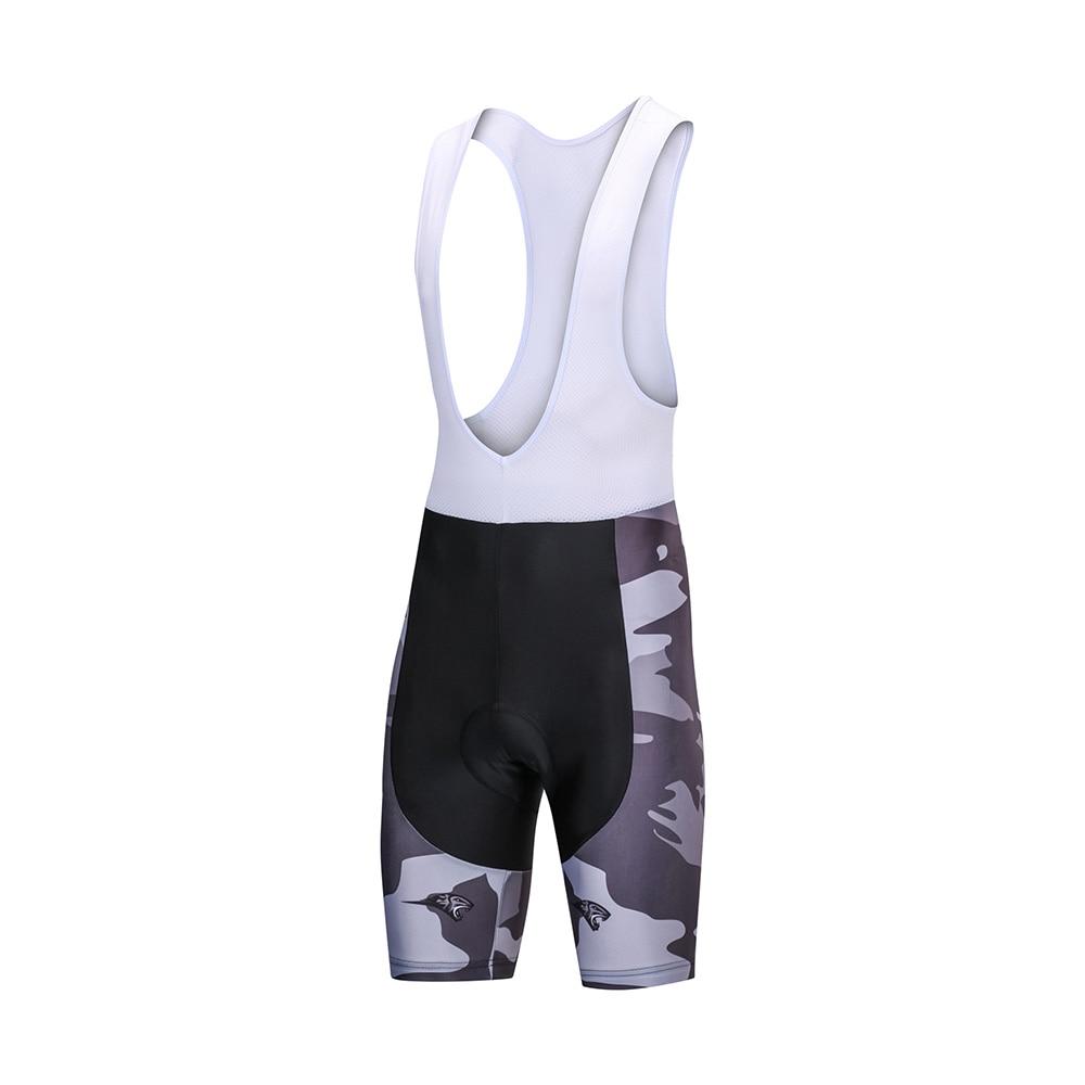 2018 Summer Pro 12D Padded Coolmax Gel Cycling Bib Pants Lycra Ciclismo Pantalones MTB Bicycle Racing Trousers