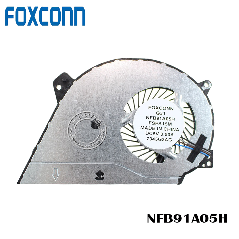 New Original CPU Cooling Fan For HP Pavilion 14-AL 14-al125TX 14-AL015NA Cpu Fan Cooler 856206-001 NS85B00 -15L01 0FHJS30000H