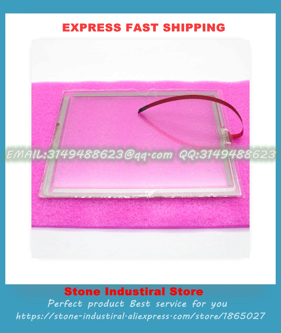 TOUCH PANEL Glass + Protective Film for 5.7inch TP177 TP177A TP177B K-TP178 6AV6 642-0AA11-0AX1 HMI Panel Good Qualiy  цены