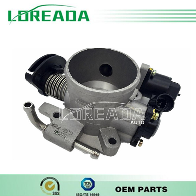 Brand New  Throttle body D50K  for BYD 473QE DELPHI system Bore Size 50 mm 100% Testing New OEM Quality  Fast Shipping