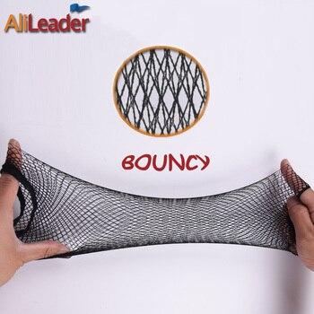 Alileader Top Sale Hairnets Good Quality Mesh Weaving Black Wig Hair Net Making Caps Weaving Wig Cap  Hairnets 20-50Pcs/Lot 2