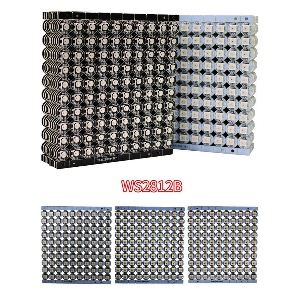 Lights & Lighting Able Ws2812b Led Chip & Heatsink Board 100/500/1000pcs Dc5v Smd5050 Rgb 2812ic Built-in Rgbw Rgbww Individually Addressable Led Chip Latest Technology Led Lighting