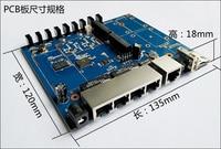 Qualcomm QCA9531 Wireless Routing Öffentlichen Sicherheit Sonde Wifi Erwerb Karte 4G Routing mit USB-in Klimaanlage Teile aus Haushaltsgeräte bei