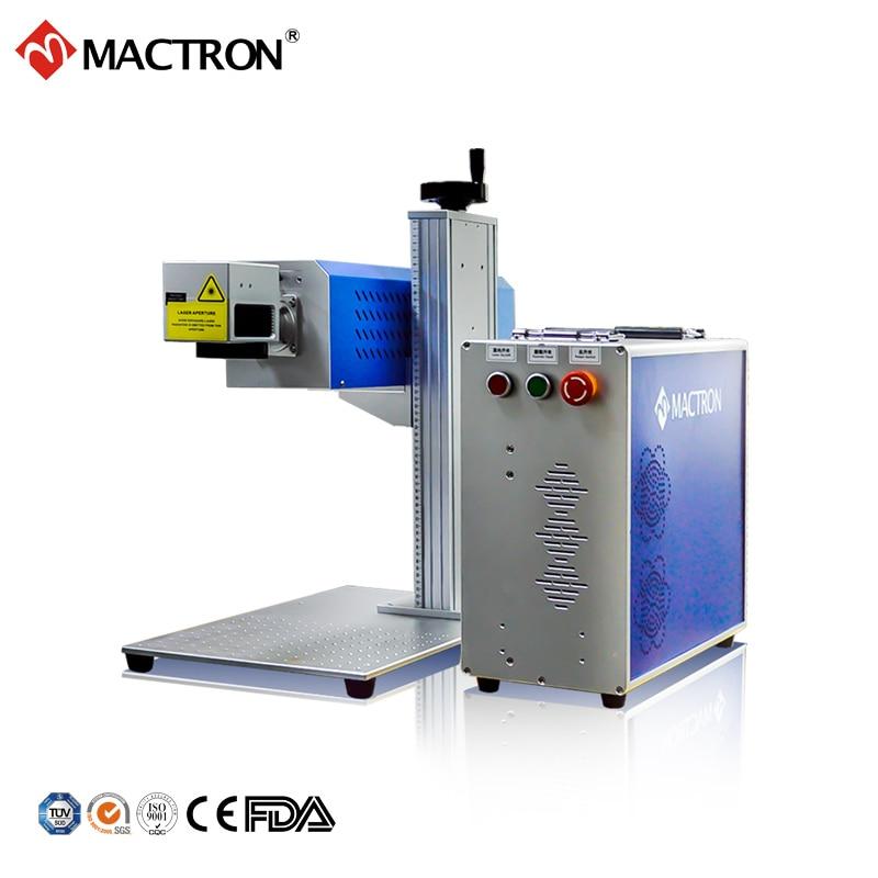 Machine de gravure Laser CO2 en verre de bois MACTRON
