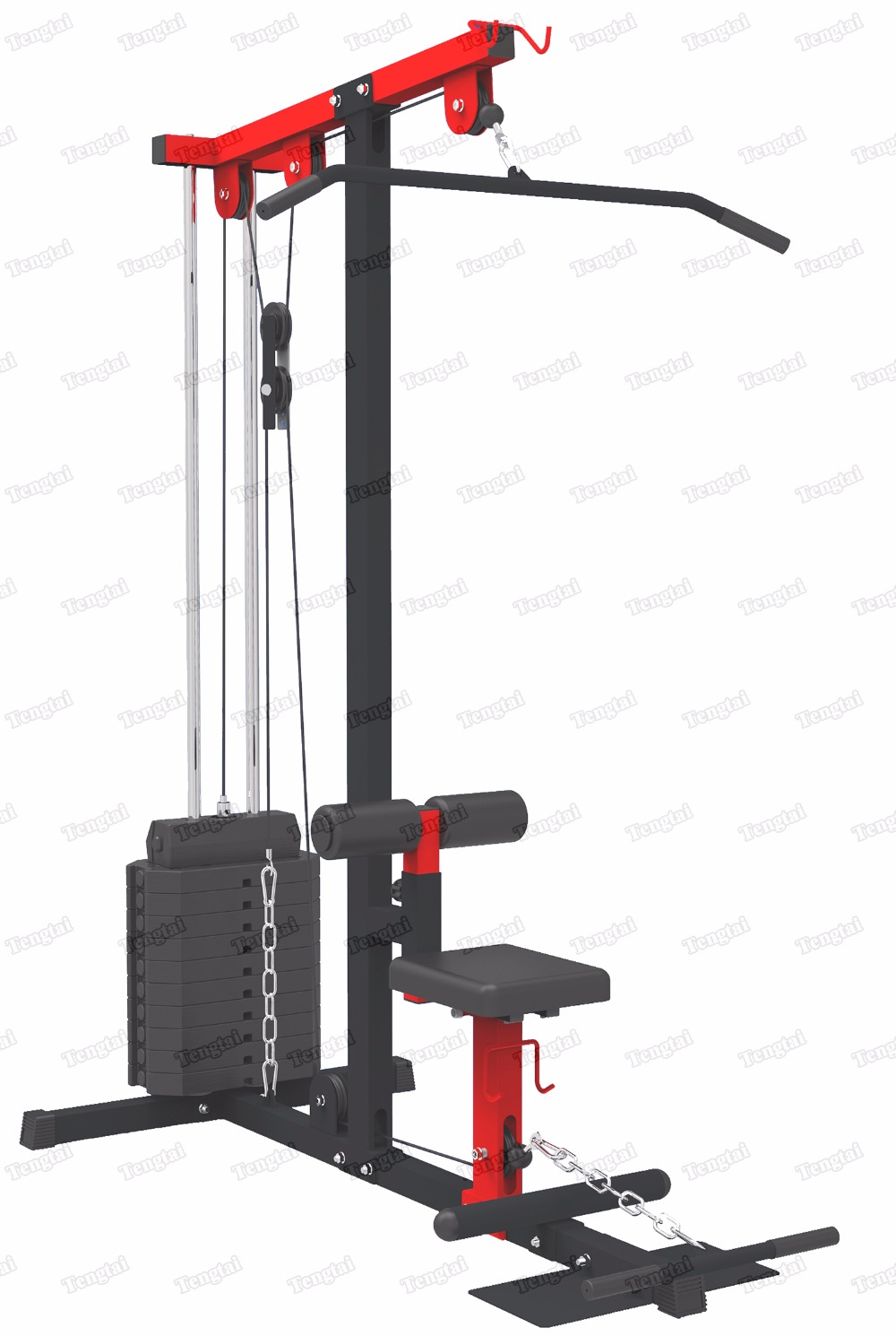 Home Gym Equipment Th053 With Weight Stack Body Building Equipment Gym Equipment Home Gymequipment Gym Aliexpress