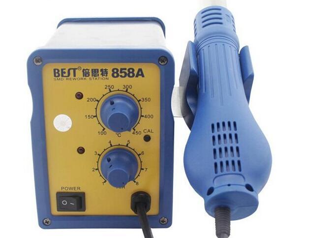 BEST 858A handheld hot air gun