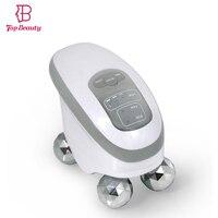 EMS 3D Roller Massage Face Neck Chin Body Massager Electric Full Body Handheld Massage Device Facial Massaging Rolling Lift