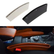 Сумка для хранения автомобиля коробка сиденье Организатор карман Mercedes Benz W211 W204 W212 Audi A4 A3 Q5 BMW E39 E46 E60