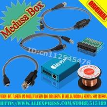 Gsmjustoncct Gorące Medusa Box Medusa Pro Box + TAG Klip Do LG, Samsung, Huawei + Darmowa Wysyłka
