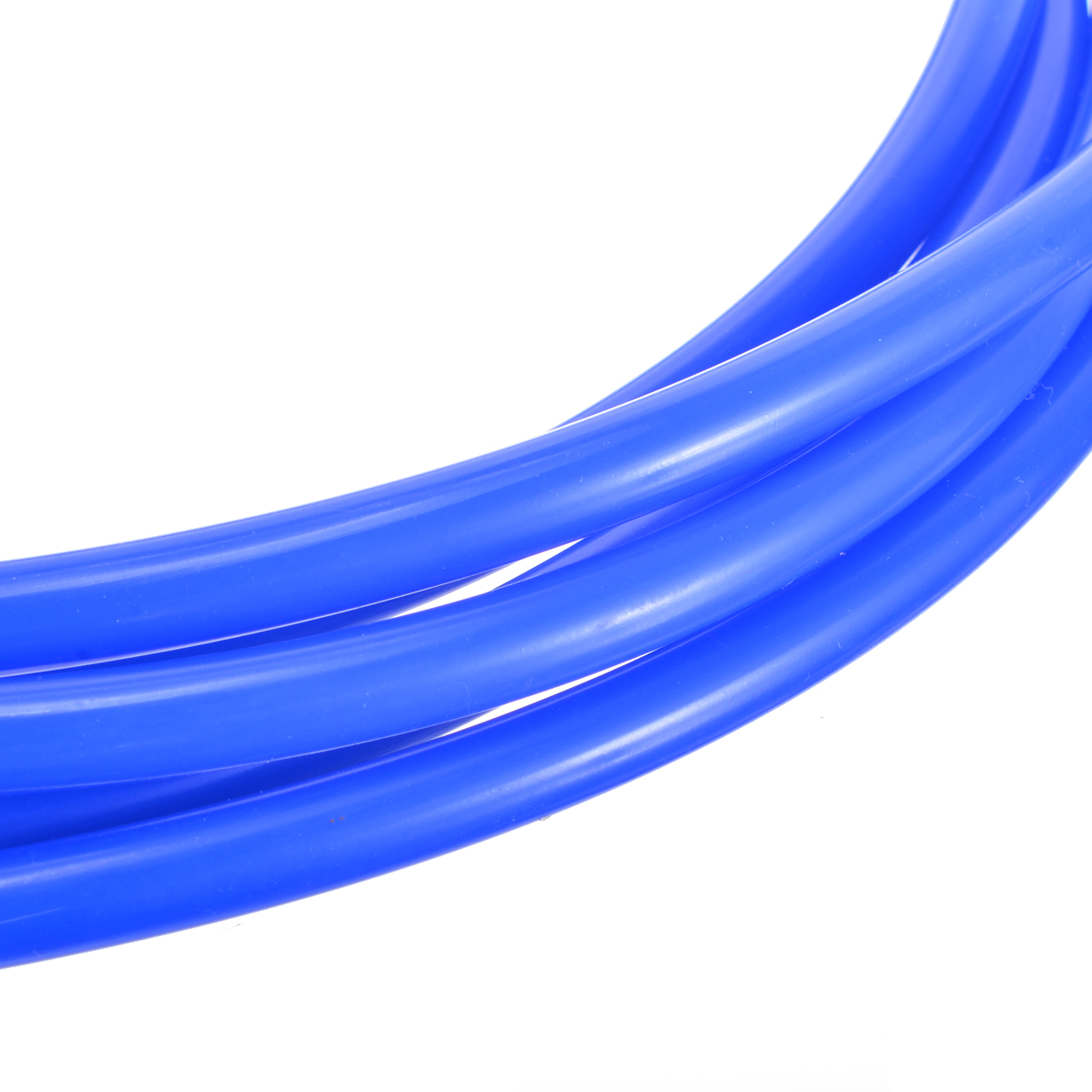 New Arrival Universal 1pc 5M ID 4mm Blue Car Silicone Vacuum Hose Tube Pipe Silicon Tubing