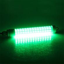 Подводный светильник 12 В для ночной рыбалки 120 светодиодный