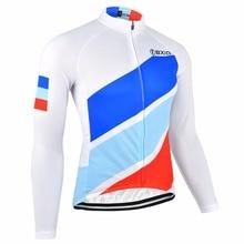 BXIO Brand Long Sleeve Cycling Jersey Shirts Camisa Manga Longa Bike Wear MTB Cycling Clothing New