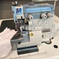 220 V четыре линии швейная машина носок стежка машина для навивки закраечных нитей плотная ткань M900
