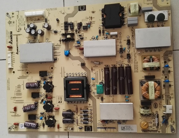 KDL-70R550A power supply DPS-248BP 2950315403 is used original lu32k3a l32g1 supply dps 151ap a 2950244505 used disassemble