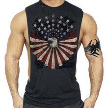 ZOGAA Fashion New T Shirt Stretchy Sleeveless Shirts Casual Mens Bodybuilding Fitness Vest T-Shirt Tops Men