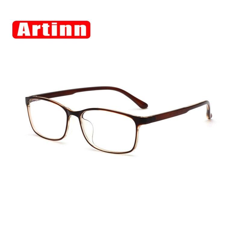 be979006d9 TR90 Women Men Eyewear Frames Retro Clear Prescription Optical Eyeglass  Frames Prescription Glasses Brand Designer Rectangular