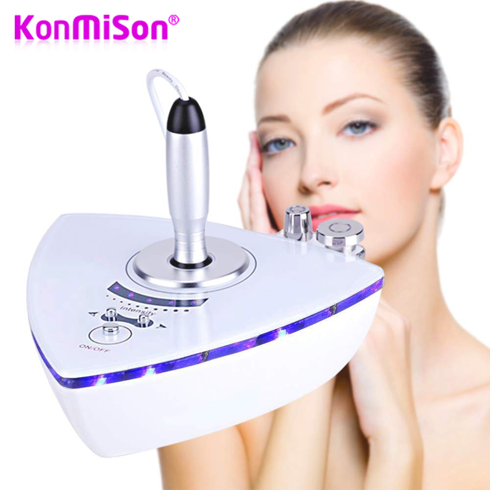 Home Use Portable RF Radio Frequency Facial Machine For Rejuvenation Removal Wrinkle Skin Care Face Lift Facial Beauty Device